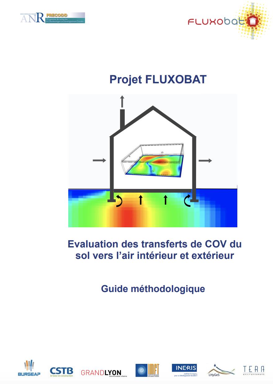 Evaluation des transferts de COV du sol vers l'air intérieur et extérieur - ADEME - 2013